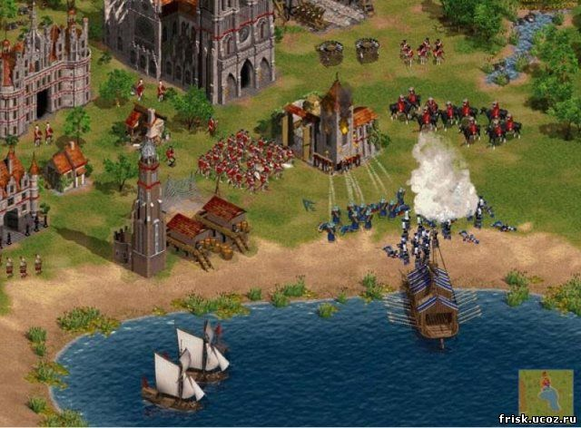 Cossacks: Back to War Патч v1.01. Скриншоты из игры. Казаки на windows