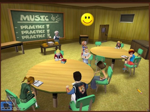 симулятор школы скачать игру