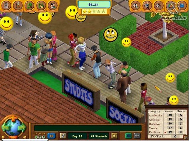 симулятор школы скачать игру - фото 3